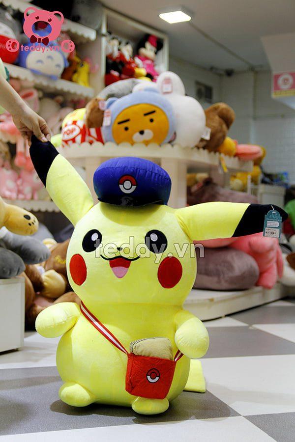 Pikachu Mũ
