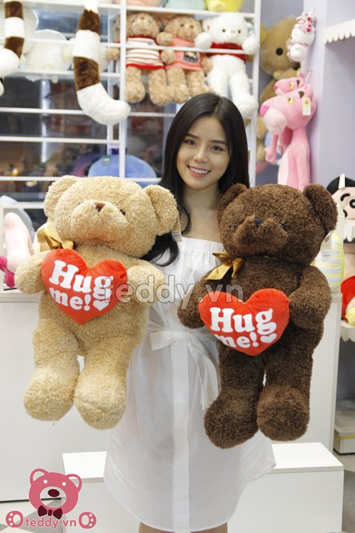 Gấu Teddy Hug Me