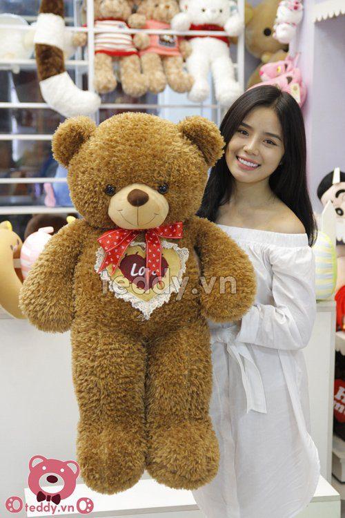 Gấu bông Teddy Tim Love
