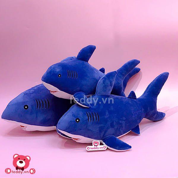 Cá Mập Bông Xanh