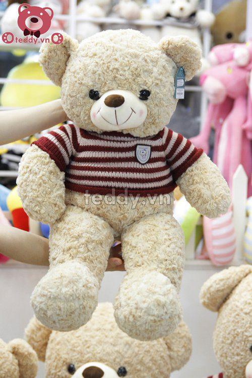 Gấu teddy logobaby
