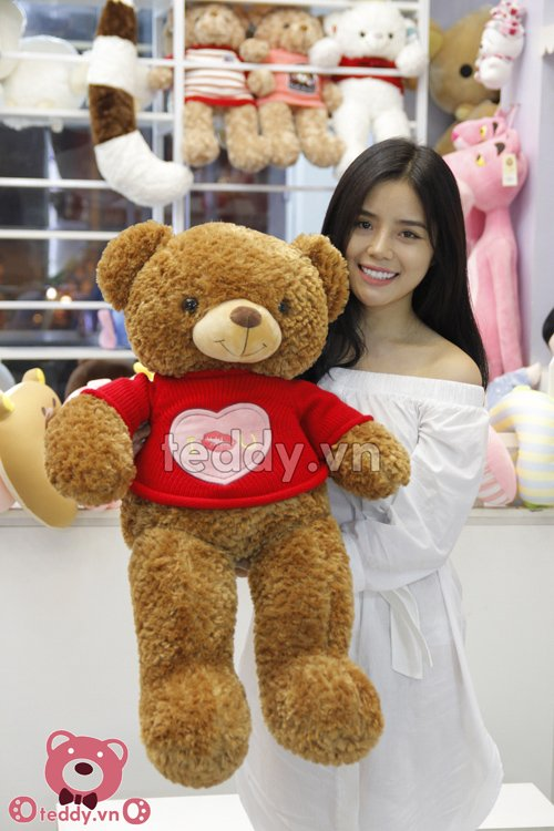Teddy áo love