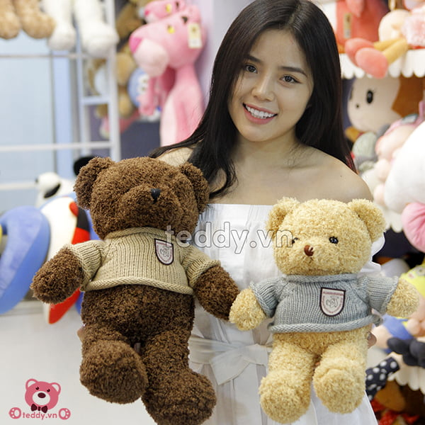 Teddy Head & Tales Nhỏ