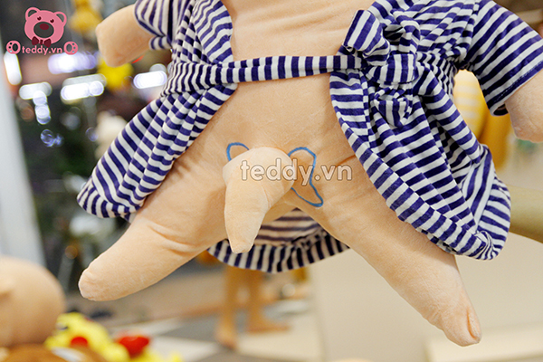 Gấu bông Shin Pijama
