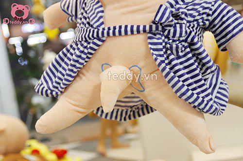 gấu bông shin cậu bé bút chì pijama