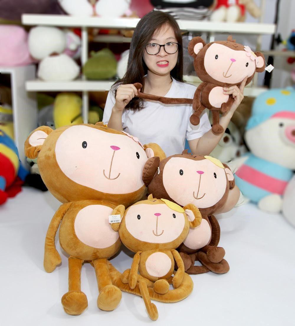 Các mẫu khỉ bông tay dài