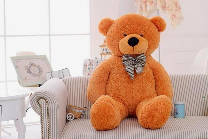 Cam kết chất lượng khi bán gấu bông khổng lồ