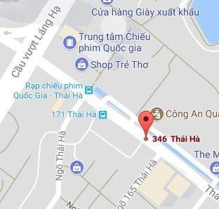 Cửa hàng bán gấu bông ở Hà Nội