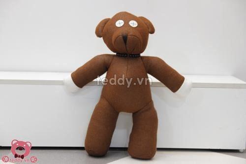 Gấu bông Teddy đẹp giá rẻ Mr Bean