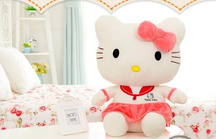 Hello Kitty kích thước lớn 1m5