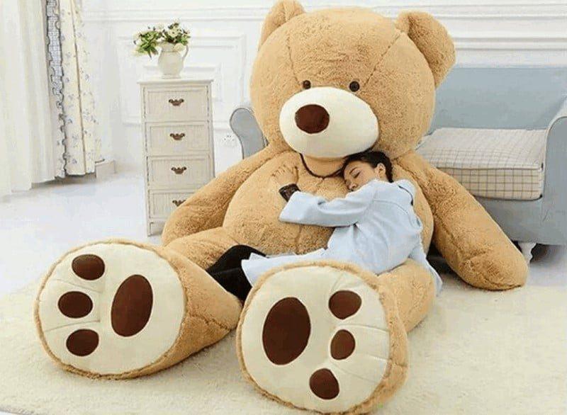 Gấu bông khổng lồ 2