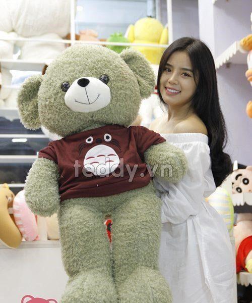 Gấu teddy totoro 1m2