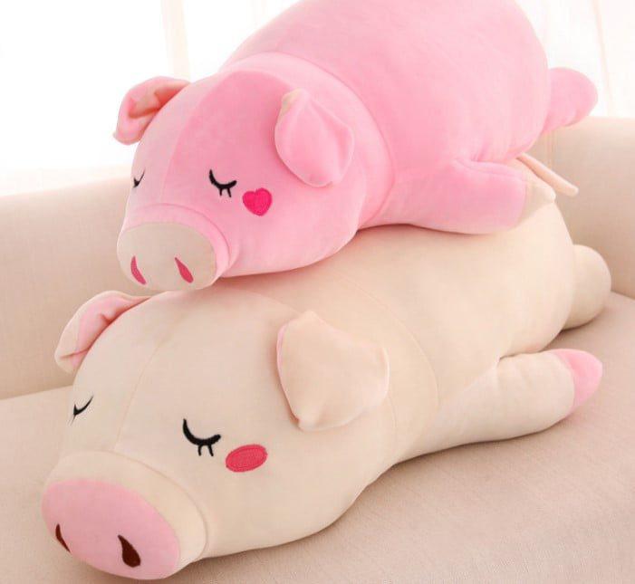 Lợn bông to nhiều kích cỡ vừa vòng ôm