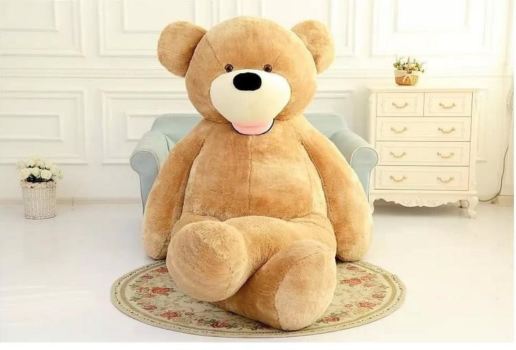 Mua gấu bông khổng lồ ở đâu?
