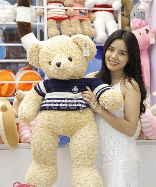 Nhận biết gấu Teddy chính hãng