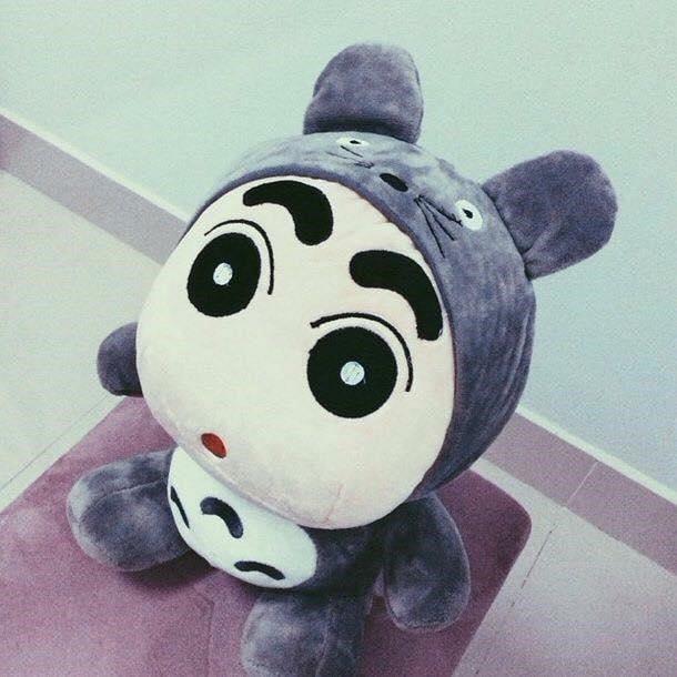 gấu bông shin cậu bé bút chì totoro