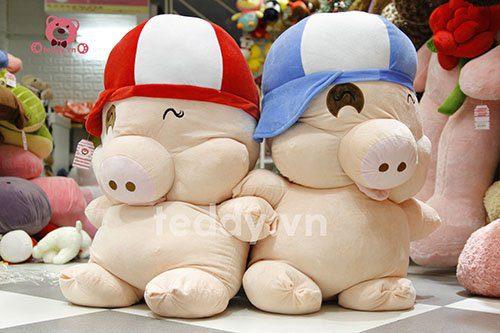 Lợn mũ yếm