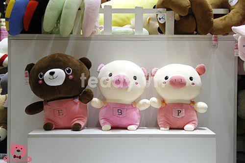 Gấu lợn yếm
