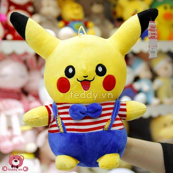 Pikachu Bông Áo