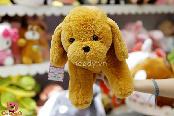 Chó Bông Ngồi