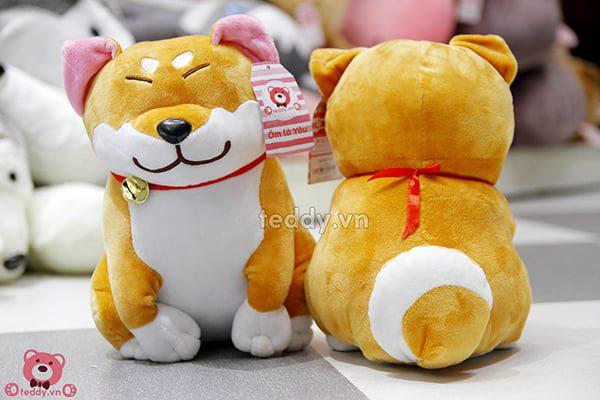 Chó Bông Shiba