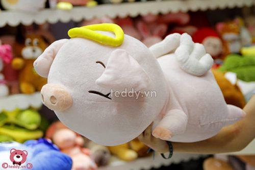Lợn Thiên Thần Bông