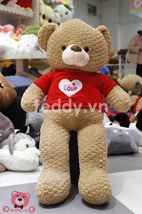 Teddy Áo Tim Love