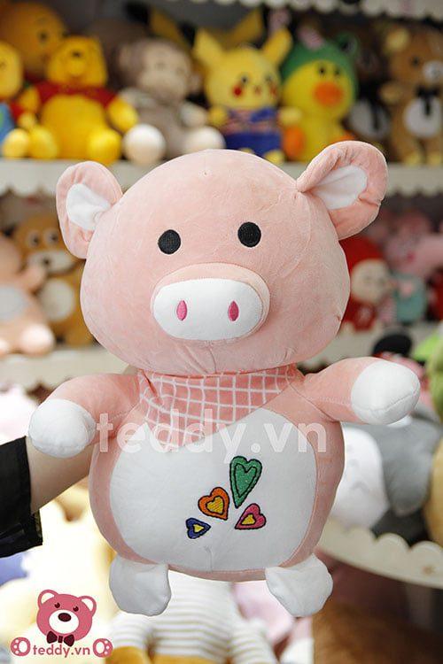 Lợn Khăn Mềm