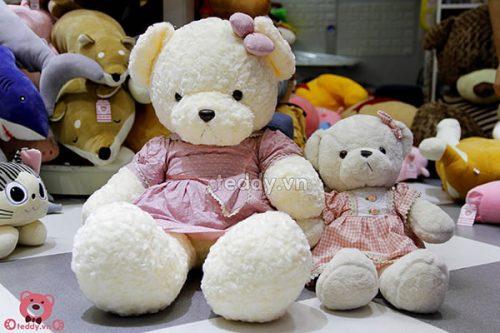 Gấu Váy Hoa