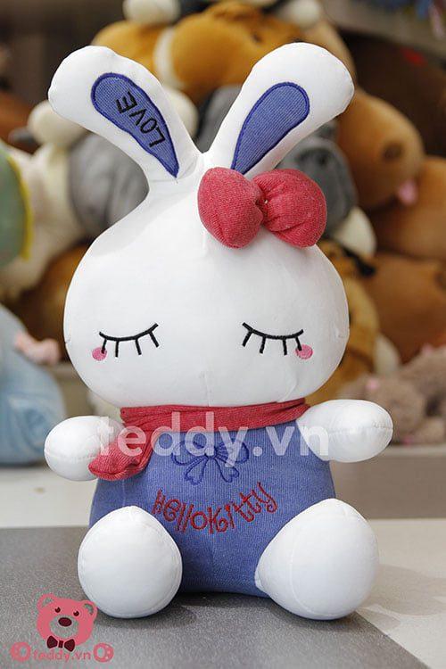 Thỏ Khăn Híp