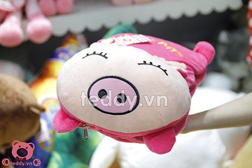 Gối Liền Chăn Lợn Peppa Pig