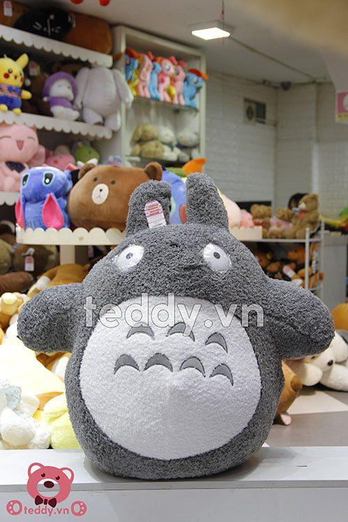 gấu bông Totoro Xù Đại đã có mặt tại Teddy.vn rồi các bạn ơi.