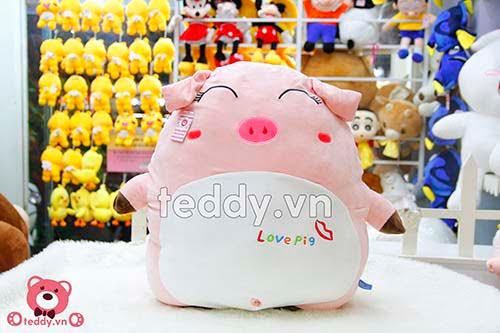 Lợn Bông Lovely