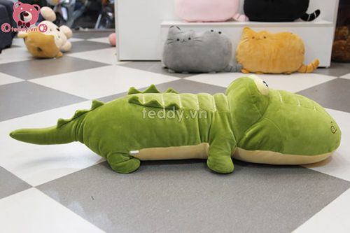 Cá Sấu Bông Mềm