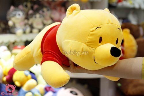 Gấu Pooh Nằm Mềm