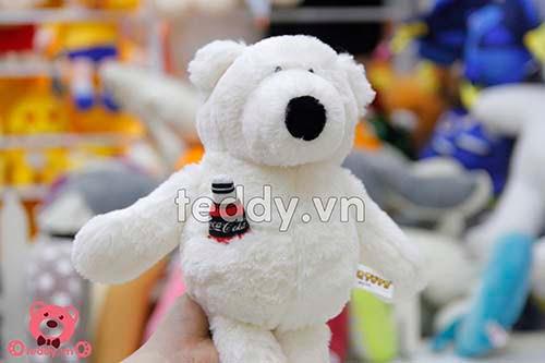 Gấu Trắng Bông Nici