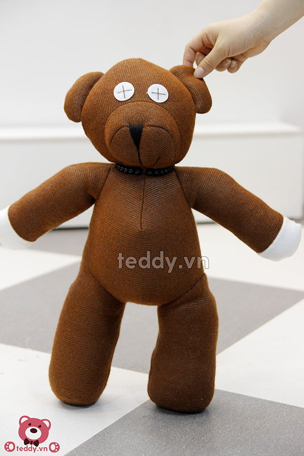 Gấu Teddy Mr Bean