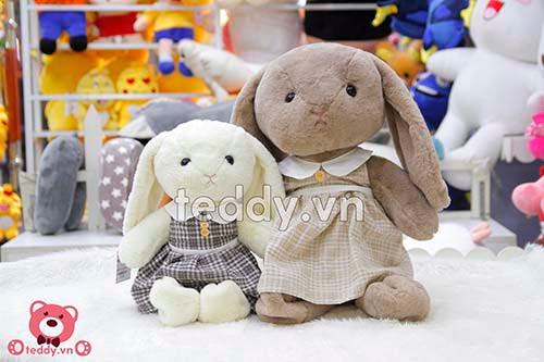 Thỏ Bông Váy Hàn Quốc