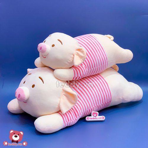 Lợn Bông Tiktok Nằm