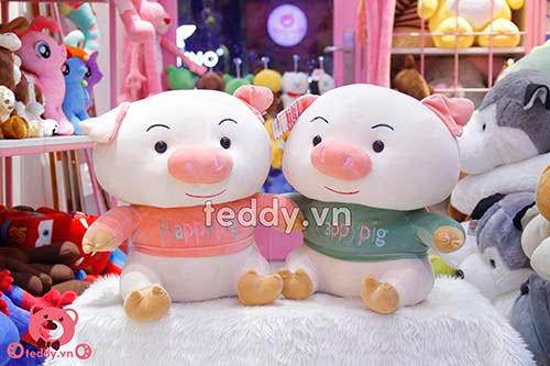 Lợn Bông Happy