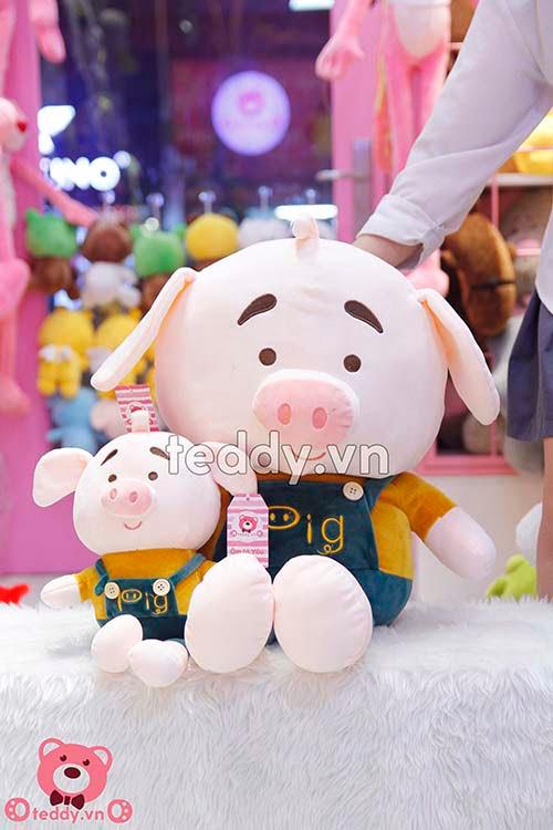 Lợn Bông Tiktok Yếm