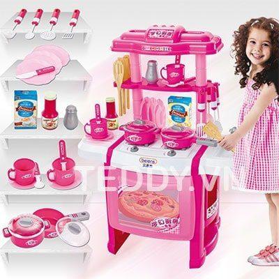 Bộ đồ chơi nấu ăn cho bé gái (ảnh minh họa)