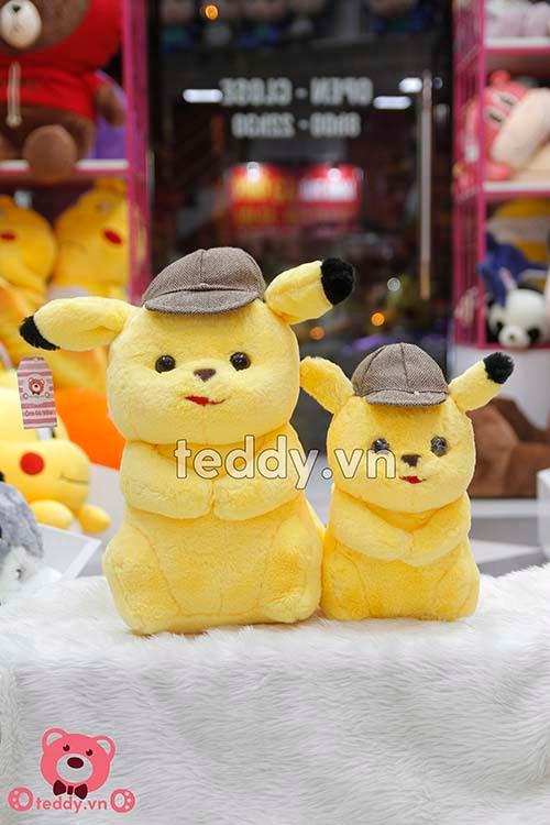 Pikachu Bông Xù