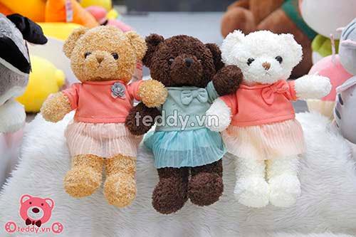 Gấu Bông Head Tales Váy