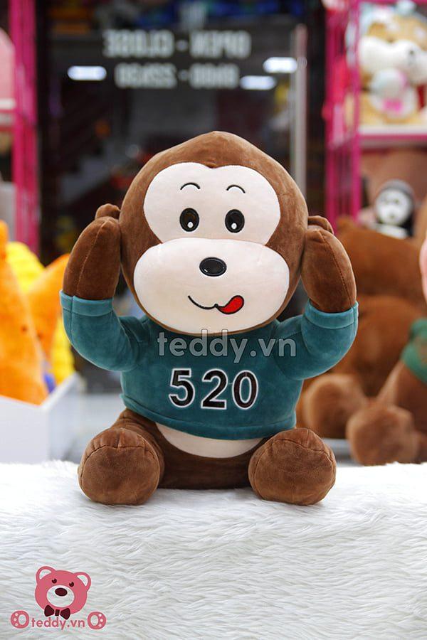 Khỉ Nam Châm Bông