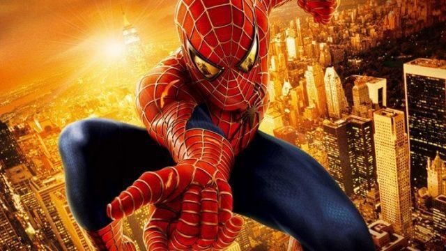 Cơ thể Siêu nhân Người nhện không tự tạo ra tơ