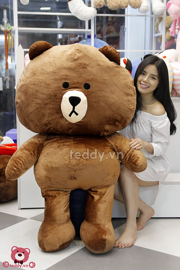 Gấu Brown Đại