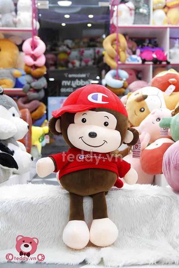 Khỉ Mũ Bông