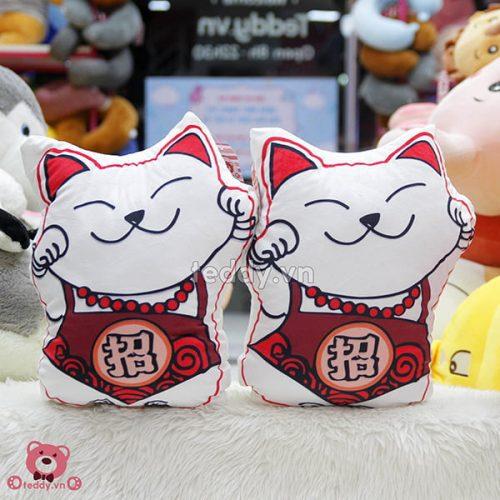 Mèo Thần Tài Bông