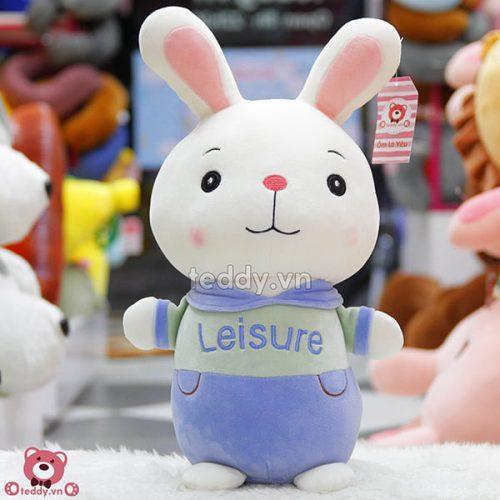 Thỏ Bông Leisure Màu